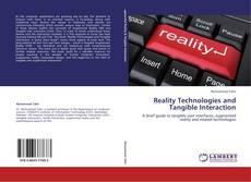 Capa do livro de Reality Technologies and Tangible Interaction
