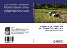 Portada del libro de Socio-Cultural Imperatives and Women Empowerment