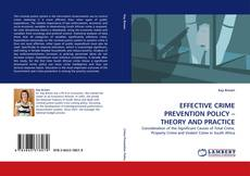 EFFECTIVE CRIME PREVENTION POLICY – THEORY AND PRACTICE kitap kapağı