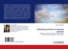 Borítókép a  Modeling soil loss in farming systems - hoz