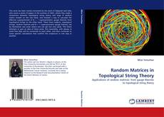Copertina di Random Matrices in Topological String Theory