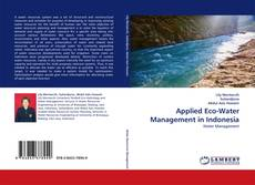 Applied Eco-Water Management in Indonesia的封面
