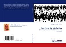 Buchcover von Das Event im Marketing