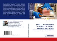 Bookcover of EFFECT OF STRAIN AND STIFFNESS ON MATRIX REMODELLING GENES