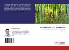 Buchcover von Greenhouse Gas Emissions