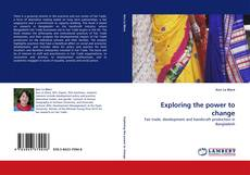 Bookcover of Exploring the power to change