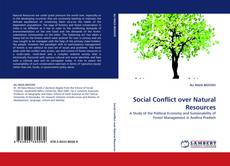 Bookcover of Social Conflict over Natural Resources