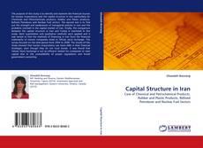Portada del libro de Capital Structure in Iran