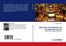 Bookcover of FRICTION STIR WELDING OF ALUMINIUM ALLOYS