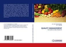 QUALITY MANAGEMENT kitap kapağı