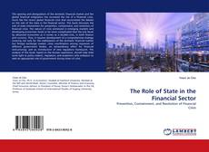 Bookcover of The Role of State in the Financial Sector