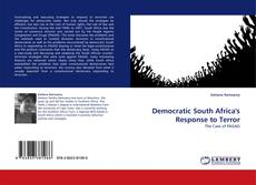 Bookcover of Democratic South Africa's Response to Terror