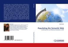 Bookcover of Populating the Semantic Web