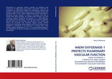 Bookcover of HAEM OXYGENASE-1 PROTECTS PULMONARY VASCULAR FUNCTION