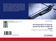 Capa do livro de Decomposition of Organic wastes by Black soldier fly larvae