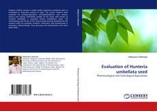 Evaluation of Hunteria umbellata seed的封面