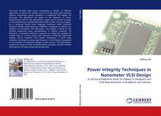 Portada del libro de Power Integrity Techniques in Nanometer VLSI Design
