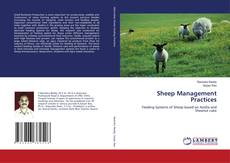 Bookcover of Sheep Management Practices