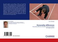 Bookcover of Personality differences