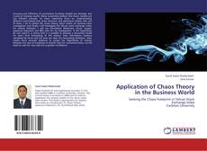 Bookcover of Application of Chaos Theory in the Business World