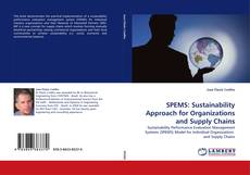 Couverture de SPEMS: Sustainability Approach for Organizations and Supply Chains