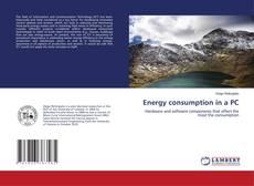 Capa do livro de Energy consumption in a PC