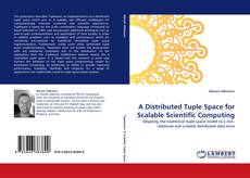 Bookcover of A Distributed Tuple Space for Scalable Scientific Computing