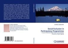 Bookcover of Social Exclusion in Participatory Programmes