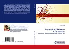 Reassertion of Human Camaraderie kitap kapağı