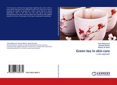 Buchcover von Green tea in skin care