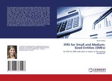 Bookcover of IFRS for Small and Medium-Sized Entities (SMEs)