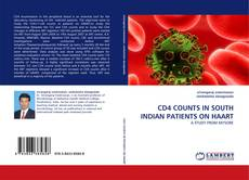 Обложка CD4 COUNTS IN SOUTH INDIAN PATIENTS ON HAART