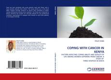 Bookcover of COPING WITH CANCER IN KENYA