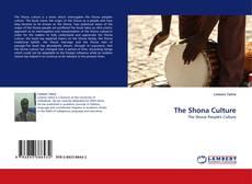 Обложка The Shona Culture