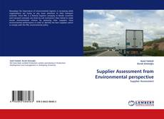 Portada del libro de Supplier Assessment from Environmental perspective
