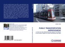 Capa do livro de PUBLIC TRANSPORTATION IMPROVEMENT