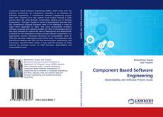 Bookcover of Component Based Software Engineering