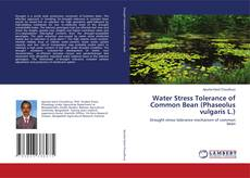 Bookcover of Water Stress Tolerance of Common Bean (Phaseolus vulgaris L.)