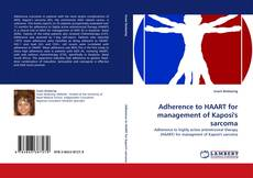 Capa do livro de Adherence to HAART for management of Kaposi's sarcoma