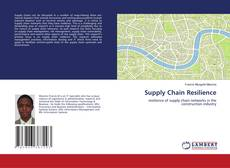 Couverture de Supply Chain Resilience