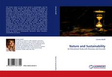 Bookcover of Nature and Sustainability