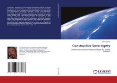 Bookcover of Constructive Sovereignty