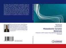 Bookcover of Piezoelectric Ceramic Materials