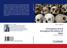 Couverture de Conceptions of Evil throughout the History of Ideas