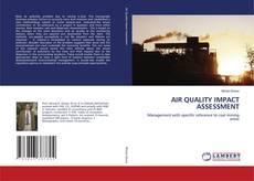 Portada del libro de AIR QUALITY IMPACT ASSESSMENT