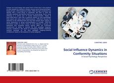 Capa do livro de Social Influence Dynamics in Conformity Situations