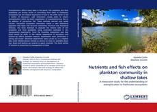 Nutrients and fish effects on plankton community in shallow lakes kitap kapağı