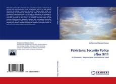 Bookcover of Pakistan's Security Policy after 9/11