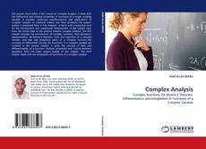 Bookcover of Complex Analysis
