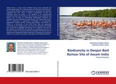 Bookcover of Biodiversity in Deepor Beel Ramsar Site of Assam India